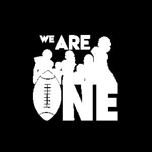 Football wir sind eins