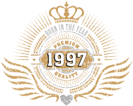 Jahrgang 1990 Geburtstagsshirt: born_in_1997