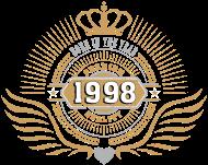 Jahrgang 1990 Geburtstagsshirt: born_in_1998