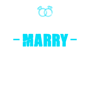 Real men marry: Biologe