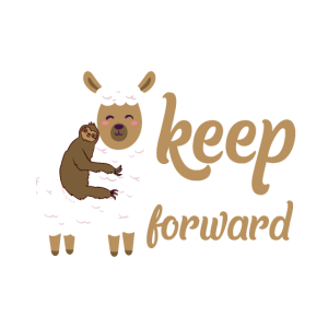 ALPACA SLOTH keep moving forward