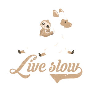 ALPACA SLOTH Live Slow
