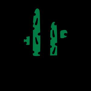 Kaktus im Topf - V2