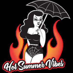 Heiße Sommerstimmung