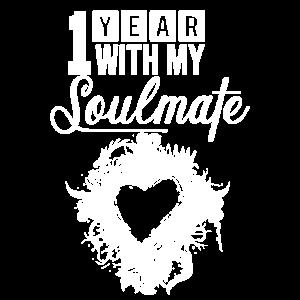 1 Jahr mit meinem Seelenverwandten!