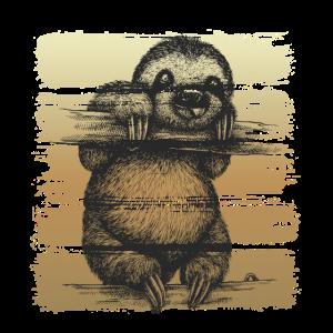 Sloth Faultier
