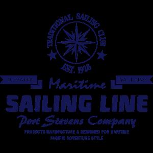 Compass Rose- Maritime Sailing