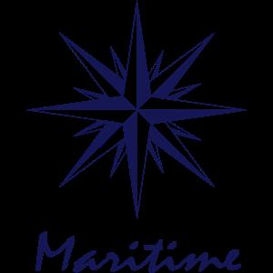 Maritime compass rose