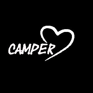 Camper Herz / Heart