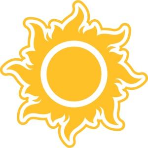 feurige Sonne sunshine Sommer summer Stern Star