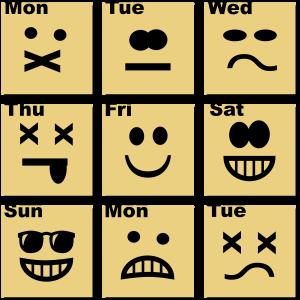 Alltag Emotionen