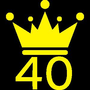 40 krone