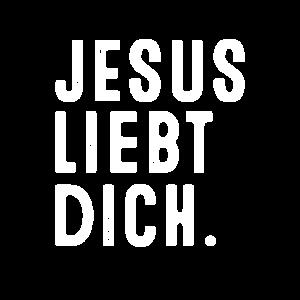 Jesus Liebt dich!