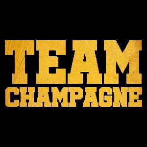 Team Champagne - Champagner - Sekt - Aklohol