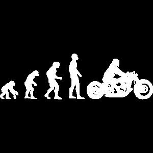 Biker Chopper Bobber Evolution
