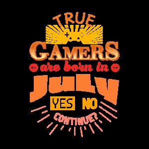 Gamer Geburtstag