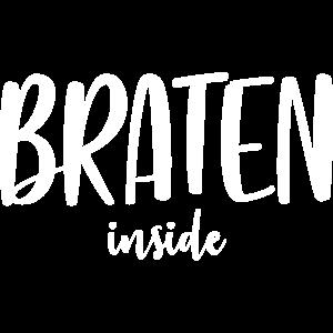Braten inside