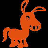 Pony Tier Zeichnung 2
