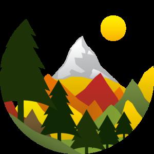 Berge Gebirge Herbst