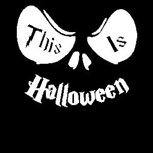 This Is Halloween Funny Jack Skellington