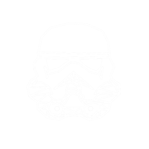 Sci-Fi Mask White