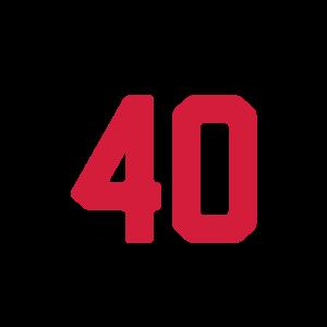 So gut kann man mit 40 aussehen - Geburtstag