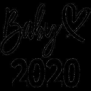 Baby 2020 Geschenk