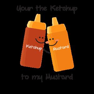 Ketchup - Mustard