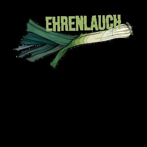 Ehrenlauch Geschenk