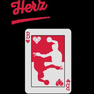 Herzbube - Handball JGA
