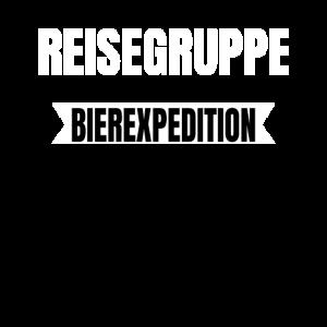 Reisegruppe Bierexpedition Geschenk
