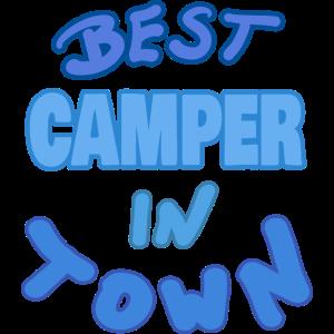 Bester Camper in der Stadt