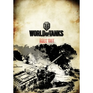 World of Tanks - Battelfield Mono Cover
