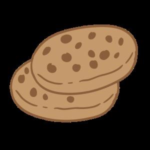 süße braune Kekse
