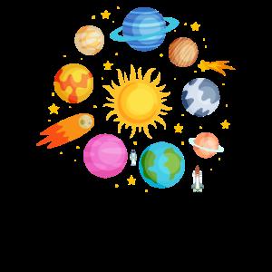 Planeten Universum