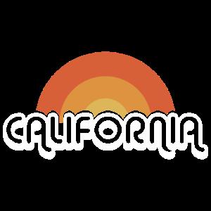 California Vintage Geschenk