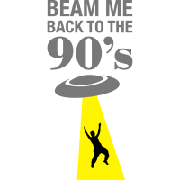 Beam Me Back To The 90's