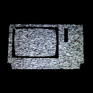 Rauschender Fernseher