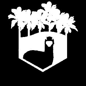 Alpaka Palmen