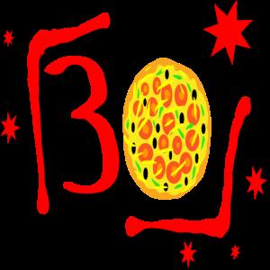 30 Jahre alt Geburtstagsgeschenk Jubilaeum