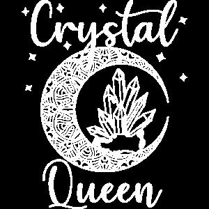 Crystal Queen Heilstein Energie Heilung Edelstein
