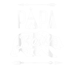 Papa Baer Mama Bear Family T Shirt Passende Paar G