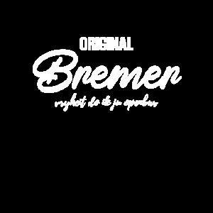 Original Bremer Hansestadt Bremen Geschenk