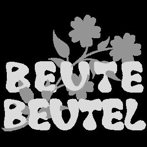Beute-Beutel Tasche Blume