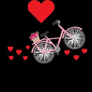 Fahrrad – Shirt Fahrradfahren Drahtesel Geschenk