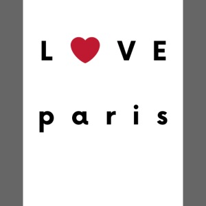 love paris france