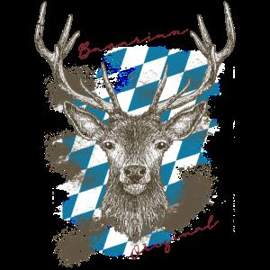 Oktoberfest - Bayrisches Original Hirsch Bayern