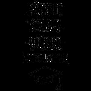 Master Abschluss Masterarbeit Studenten Geschenk