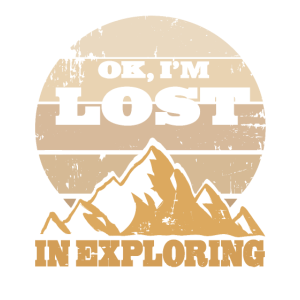 Wander Spruch Lost in exploring