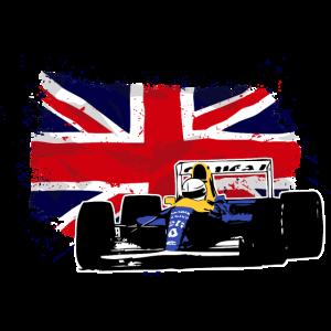 Formula One - Junion Jack - UK Flag